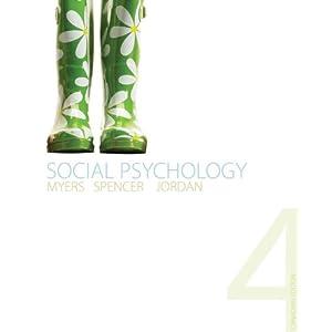 Social Psychology Myers Torrent