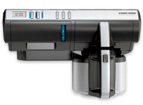 Black & Decker SDC850 SpaceMaker 8-Cup Coffeemaker