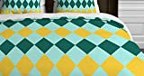 DENY Designs Hello Twiggs Pineapple Duvet Cover, King