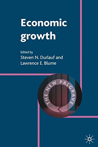 Economic Growth (The New Palgrave Economics Collection)