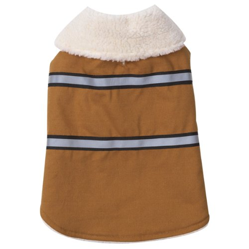 Zack & Zoey Polyester/Cotton Duck Ranch Dog Coat,