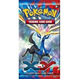Pokémon Trading Card Game: XY Sleeved Booster Pack