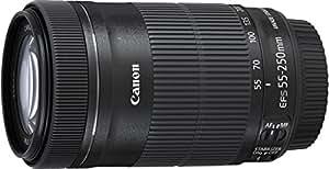 Canon Objectif EF-S 55-250mm f/4-5,6ISSTM Noir