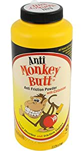 DSE Anti-Monkey Butt Powder, 6 Ounce