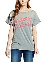 Pepe Jeans London Camiseta Manga Corta Lucky (Gris Claro)