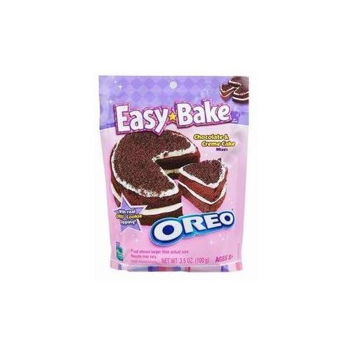Amazon.com: Easy Bake Oreo Chocolate & Creme Cake Mix