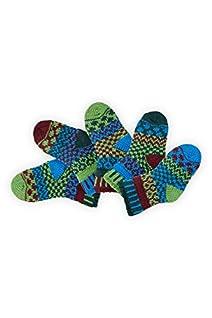 Solmate June Bug Baby Mismatched USA made Socks