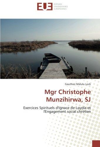Mgr Christophe Munzihirwa, SJ