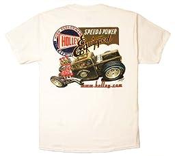 Holley 10000-Xlhol Holley Retro T-Shirt - Extra Large