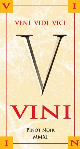 2012 Vini Pinot Noir, Thracian Valley 750 Ml