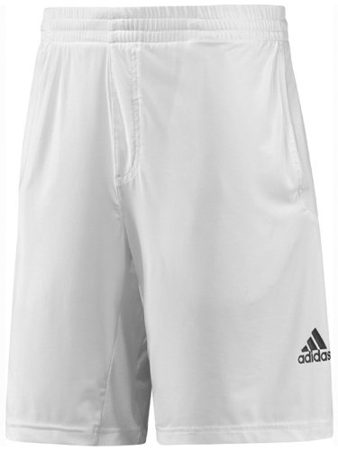 Adidas Mens Bermuda White Climacool Tennis Shorts - P92609 -