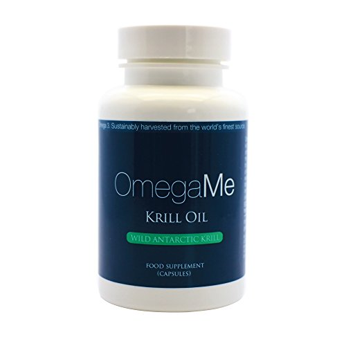 BodyAwakening OmegaMe Fish Oil, 550mg Krill Oil, 120mg Omega 3 Fatty Acids per Cap, With EPA, DHA, and Astaxanthin - 60 Mini Softgels (Omega 3 Barry Sears compare prices)