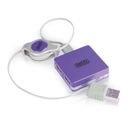 sweex-4-port-usb-hub-purple-rain-concentrador-ubs-20-purpura