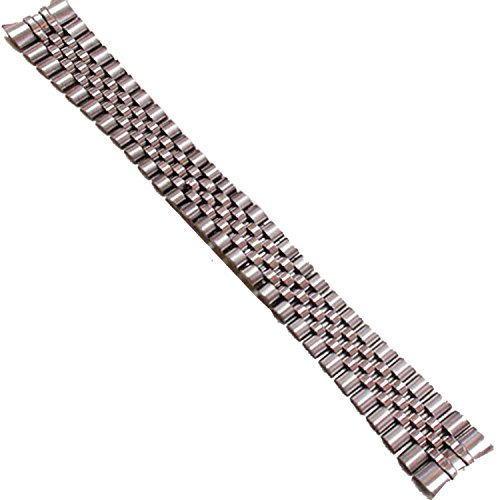nuovo-acciaio-inox-massiccio-cinturino-in-acciaio-link-presidente-bracciale-fit-rolex-hidden-chiusur