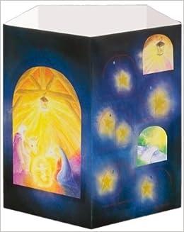 das licht in der laterne adventskalender tischlaterne b cher. Black Bedroom Furniture Sets. Home Design Ideas