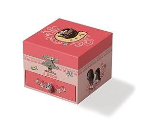 NICI Horse Club Junior Pony Kapoony Musical Jewellery Box