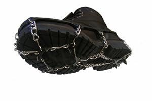 Buy Glacier Chains GSC-M Shoe Chains (Medium) by Glacier Chains