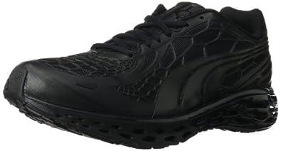 Buy Puma Mens Bioweb Elite Stealth Running Shoe by PUMA