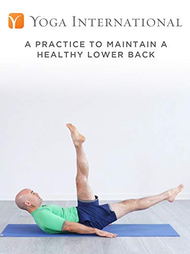 A Practice to Maintain a Healthy Lower Back