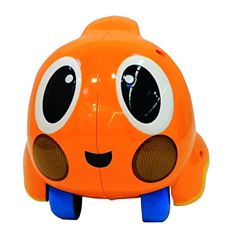 Little Tikes Lil' Ocean Explorers - Push 'n Glow Fish- Orange - 1