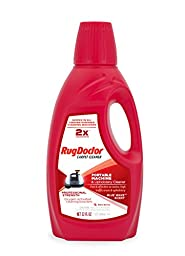 Rug Doctor Professional Portable Machine & Upholstery Cleaner 32 oz