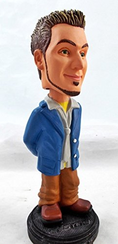 2001 Lance Bass 'N Sync Bobblehead Figure Numbered with C.O.A. - 1