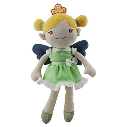 Miyim Good Earth Fairy Princess Doll, Blond front-681762