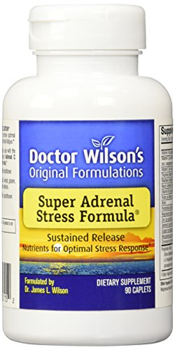 Dr Wilson's Original Formulations Super Adrenal Stress Formula Extracts