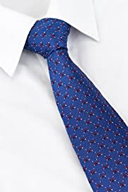 Ultimate Performance Pure Silk Oars Woven Tie