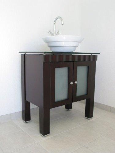 Pedestal Cabinet Sink : ... Sink cabinet Pedestal Vanity (LavExpo Sinks, Plumbing, Sinks, Bathroom