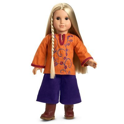American Girl Julie's Casual Outfit for Dolls New in Box (Doll Not Included) by American Girl (English Manual)