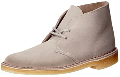 Clarks Originals Men's Desert Boot, Sand Suede, 6 M