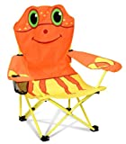 Melissa and Doug Sunny Patch Clicker Crab Chair
