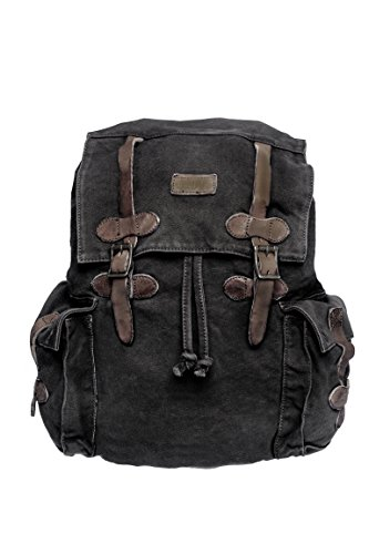 Columbus Canvas Backpack