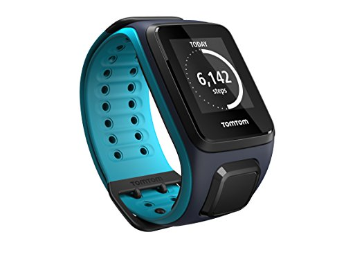 TomTom Spark Large Sky Captain/Scuba Blue