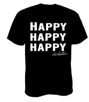 Duck Commander - Happy Happy Happy - Hunting T-shirt Phil Robertson Dynasty, Small