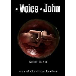 The Voice of John DVD