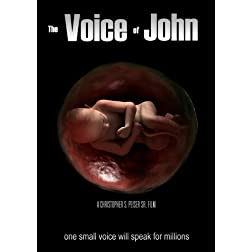 The Voice of John DVD