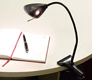 blumagix halogen clip spot table desk bed lamp light. Black Bedroom Furniture Sets. Home Design Ideas