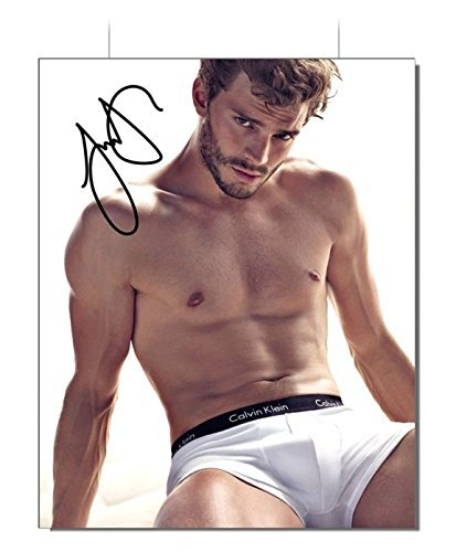 Jamie Dornan Signed Autographed Photo 8x10 Reprint RP '50 Shades of Grey, The... (New Worlds Jamie Dornan compare prices)