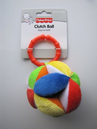 Fisher Price Clutch Ball, Easy to Hold
