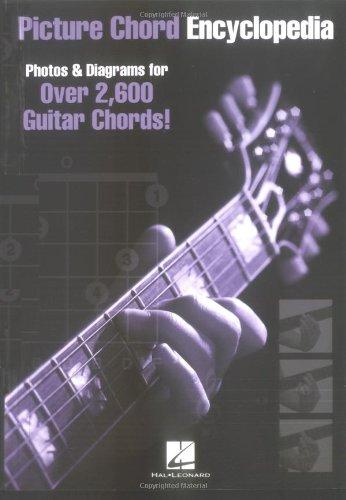 Picture Chord Encyclopedia | Guitar Jar Magazine Shop