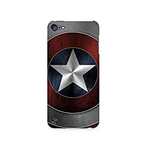 TAZindia Printed Hard Back Case Mobile Cover For Apple Ipod Touch 5