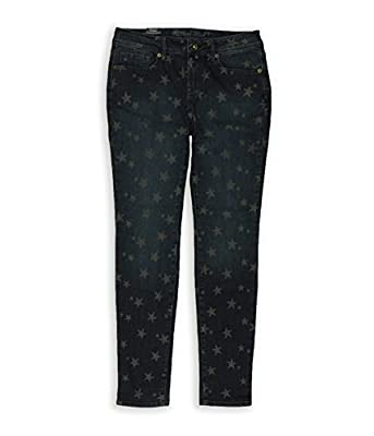 Bullhead Denim Co. Womens Black Skinny Fit Jeans