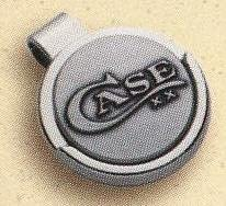 Case 94596 Magnetic Nickel Silver Golf Ball Marker