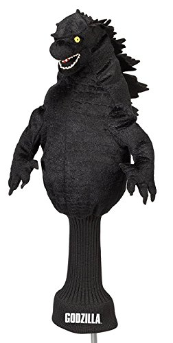 official-warner-brothers-godzilla-golf-driver-headcover