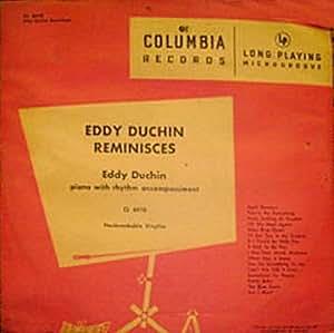 Eddy Duchin Reminisces