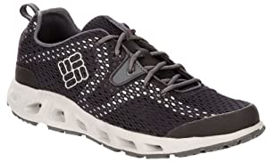 Columbia Men's Drainmaker II Water Shoe,Black/Lux,9 M US