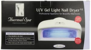 Thermal Spa UV Auto Gel Light Nail Dryer