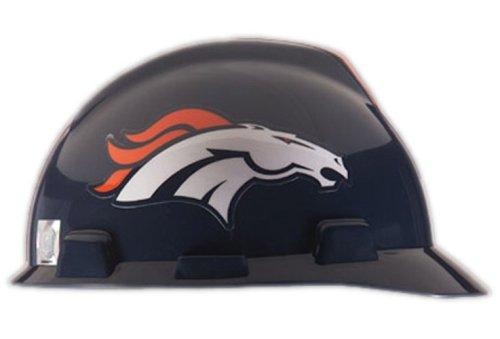 Safety Works NFL Hard Hat, Denver Broncos